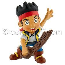 bullyland captain hook jake u0026 neverland pirates disney cake