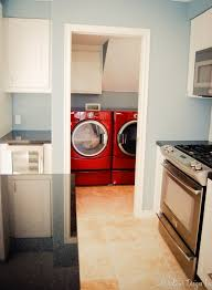 kitchen laundry ideas laundry room in kitchen ideas 100 images 25 ideas to hide a