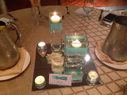 Vase And Candle Centerpieces by Wedding Table Decor Glass Vase Centerpieces With Water White
