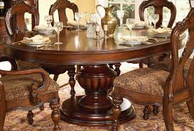 Circle Dining Table 42 Inch Pedestal Dining Table With Leaf Awesome Dans