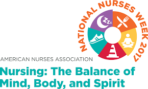 Color 2017 by National Nurses Week 2017 Logo Library