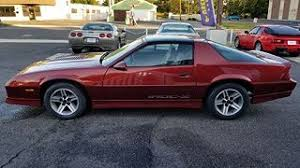 1988 iroc camaro used chevrolet camaro iroc z for sale