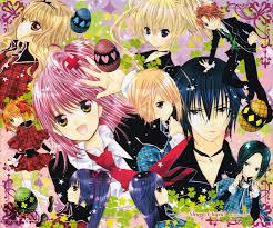 shugo chara peach pit series review heart of manga