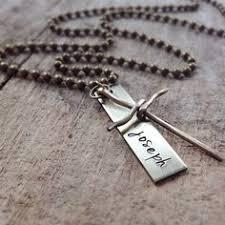 men u0027s massive cross necklace tribal rustic cross necklace
