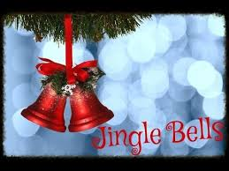 classic christmas belles jingle bells christmas background