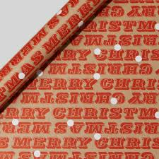 merry roll wrapping paper gift wrap