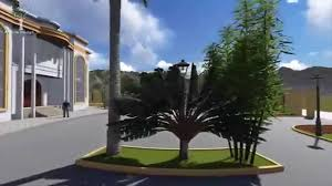house landscaping design in kerala youtube