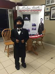 abraham lincoln wax museum project escuela pinterest