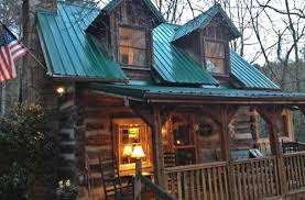best awesome log cabins for rent in tennessee mountains for