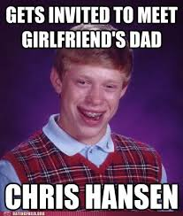 Chris Hansen Meme - dating fails chris hansen dating fails wins funny memes