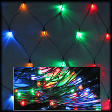 lights netting lights card and decore