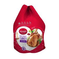 fresh whole turkey ingham s fresh whole turkey self basting ratings mouths of mums