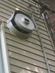exterior mounted kitchen exhaust fan home design