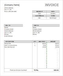 ms word templates for invoices free microsoft word invoice template tire driveeasy co