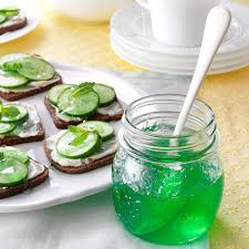 lime mint jelly recipe taste of home
