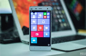 run windows on android xiaomi phones will soon be able to run windows 10 mobile in china