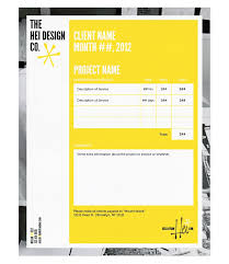 26 best design invoice images on pinterest invoice design