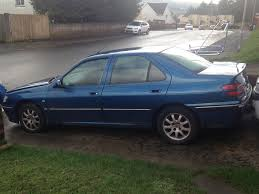 peugeot 406 2003 peugeot 406 hdi for spares all parts alloy wheels tow bar