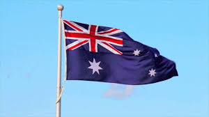 Flag With Four Red Stars Difference Between Australia Flag And New Zealand Flag Youtube