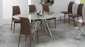 best extendable glass dining table in simple home decoration