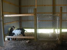 goat barn plans free 8x10x12x14x16x18x20x22x24 josep