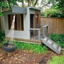 Best  Diy Playhouse Ideas On Pinterest Wooden Outdoor - Backyard fort designs