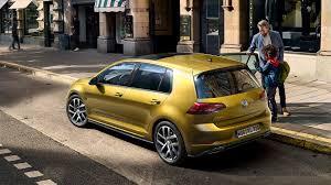 volkswagen up yellow the new golf