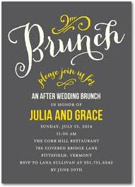 rehearsal brunch invitations 9 best rehearsal dinner lite breakfast images on