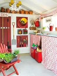 amazing makeover ideas for your garden shed extra storage
