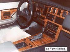 1986 Corvette Interior Parts 1985 Corvette Parts Ebay