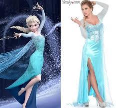 Elsa Halloween Costumes U0027frozen U0027 Halloween Costumes Including Olaf Hit Stores U2014