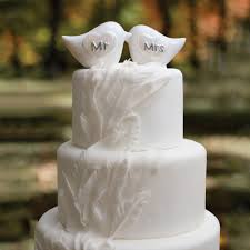 birds wedding cake toppers mr and mrs porcelain bird wedding cake top candy cake weddings