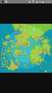 Sinnoh Map Trainertom Satosere4lyfe Wattpad