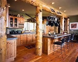 cabin kitchen ideas 180 best log cabin kitchen ideas images on country