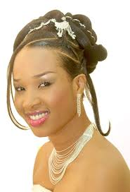 coiffure mariage africaine decoration africaine 5 latyfah coiffure senegal mariage le