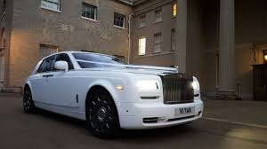 phantom roll royce series 2 white rolls royce phantom hire