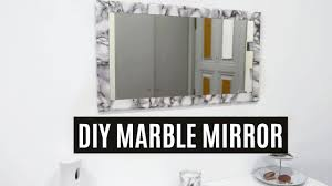 total makeover diy marble mirror veda19 2017 cii luso