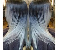 ambra hair color formula more details on this titanium ombre hair color modern