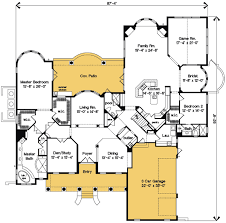 house plans with balcony southern colonial with two story balcony 83382cl architectural