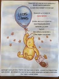 winnie the pooh baby shower invitations uncategorized simple winnie the pooh baby shower invitations free template jpg