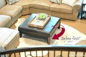 Kid Friendly Coffee Table How To Baby Proof Coffee Table Furniture Kid Friendly Coffee Table