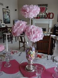 lighted tissue paper centerpiece for this project i used lots of