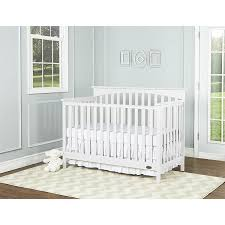 Davenport Nursery Furniture by Amazon Com Dream On Me Davenport 5 Piece Convertible Crib Snow