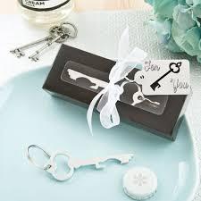 bottle opener favors key bottle opener key chain wedding favors