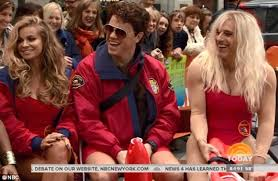 Elektra Halloween Costume Matt Lauer Dresses Pamela Anderson Today Show Celebrates