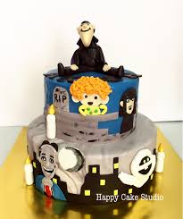 hotel transylvania cake toppers hotel transylvania cake happy cake studio