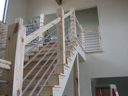 How To Build A Staircase Banister Diy Stair Rail Do It Your Self