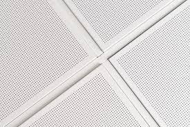 false ceilings profiles visible or hidden