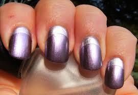 deez nailz purple chrome ruffian