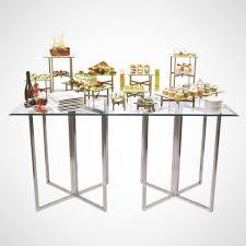 cubic buffet display tables ramler